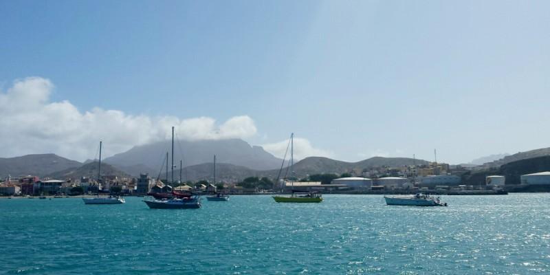 Jachtostop na Wyspy Zielonego Przylądka