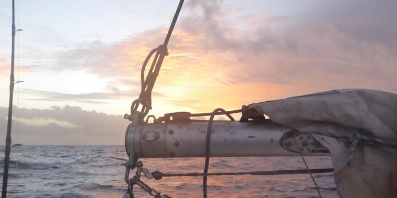 Wymarzony jachtostop przez Atlantyk