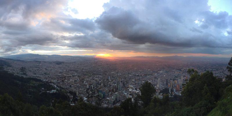 Kolumbia – część II, Bogota