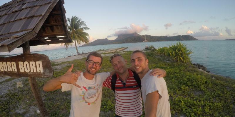 Wyspy Towarzystwa – część II – Bora Bora i pożegnanie z Polinezją