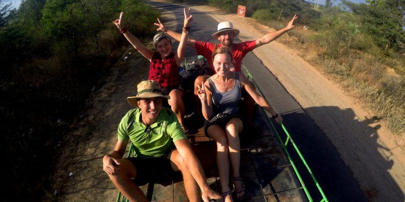 Mjanma – zwiedzanie